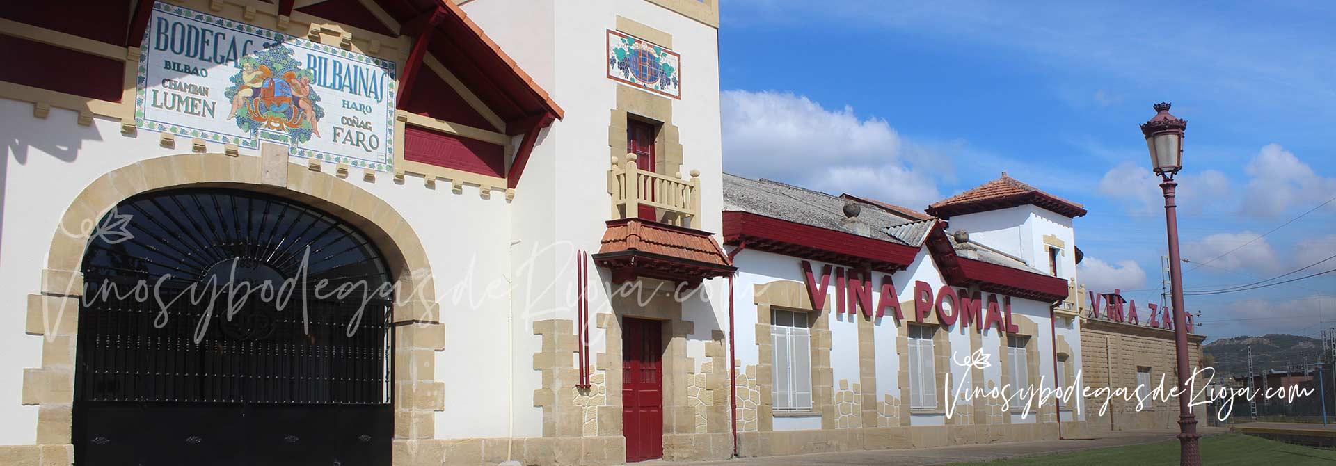 Bodegas Bilbaínas (Haro, Rioja Alta)