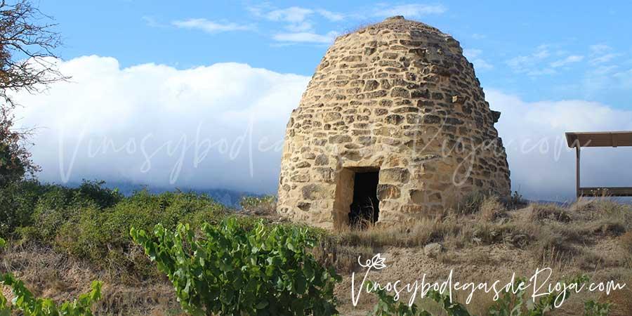Chozo en Laguardia (Rioja Alavesa)